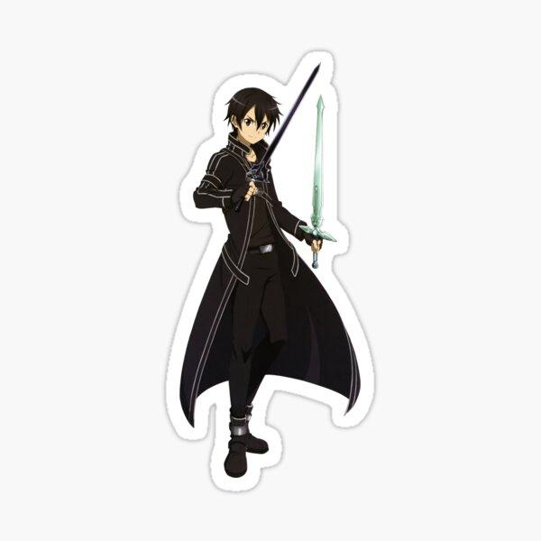 Kirito - Sword Art Online Sticker