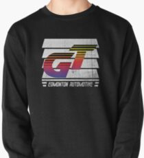 Edmonton Auto - 80's Sunset - Slotted Up Pullover