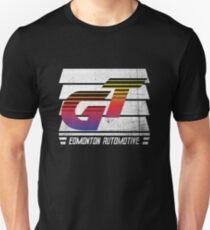 Edmonton Auto - 80's Sunset - Slotted Up Unisex T-Shirt