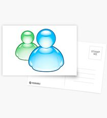RIP MSN Messenger Postcards