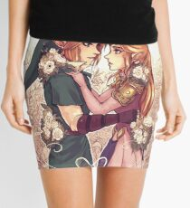 Zelda & Link Mini Skirt