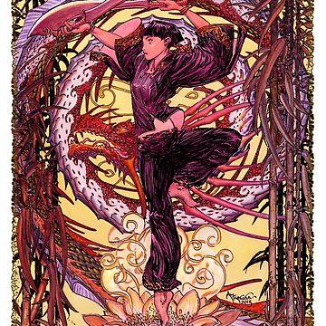 Ascension Art: Akashayana M20 by TheOnyxPath