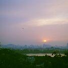 Sunset by maka1967