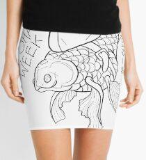 Shark week 2018 Mini Skirt