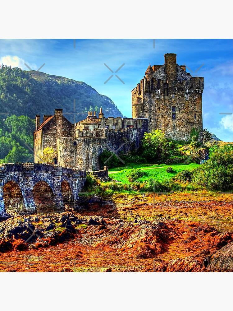 Eilean Donan Castle by IanJeffrey