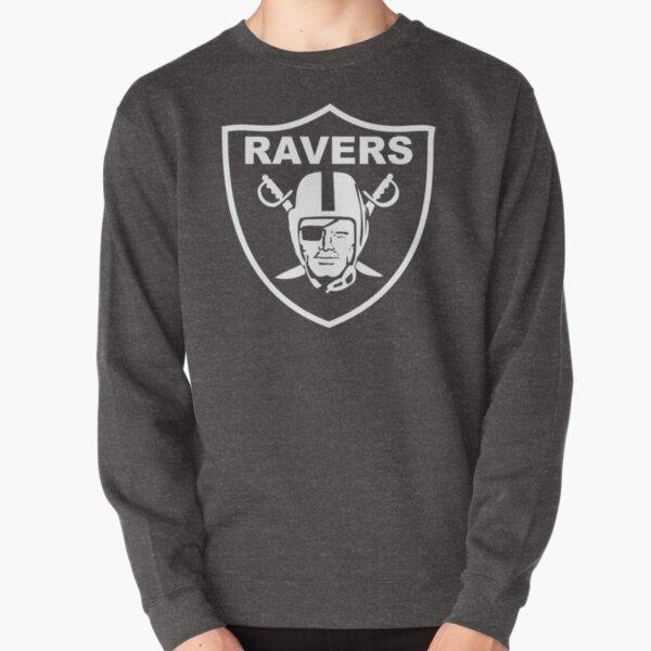 Ravers Pullover Sweatshirt