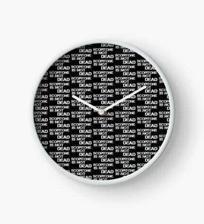 Logo SIND 1ère génération Horloge