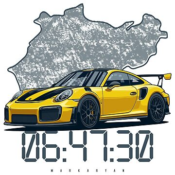 GT2 RS Nordschleife by OlegMarkaryan