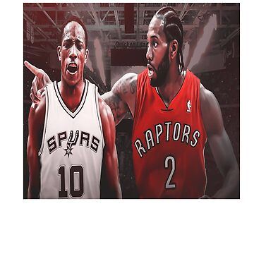 DeMar DeRozen and Kawhi Leonard Trade by RSTeezandThingz