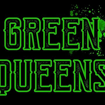 Green Queens by Nowhere89