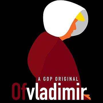 Anti Trump Shirt & Decor Ofvladimir : Trump Putin Political Humor by mindeverykind