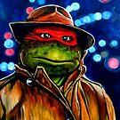 «Raphael Ninja Turtle» de JosefMendez