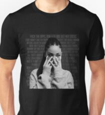 Bhad Bhabie D to the A Unisex T-Shirt
