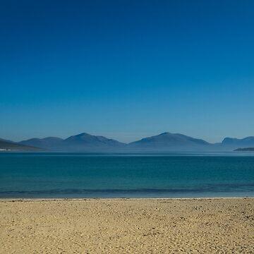 Horgabost beach by ropedope