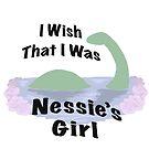 Nessie's Girl (black) by BlackCatMasque