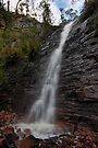 Silverband Falls by Jim Worrall