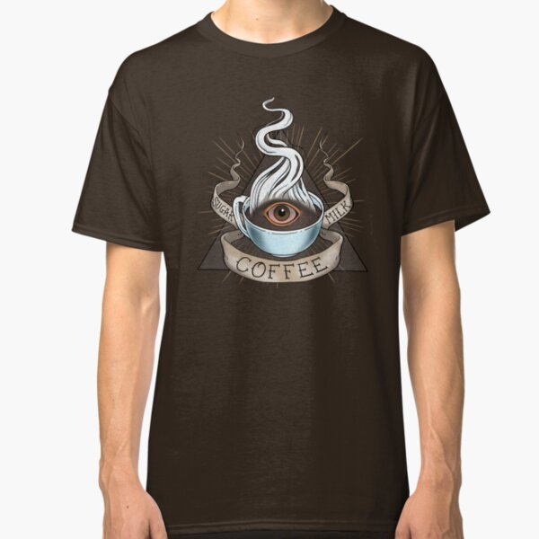 The Holy Trinity of Caffeine Classic T-Shirt
