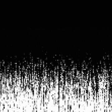 It's Raining Gothic Pixels by TimelessJourney