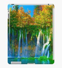 Tranquil falls iPad Case/Skin