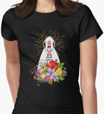 Assumption of Mary T-shirt Women's Fitted T-Shirt