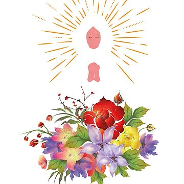 Assumption of Mary T-shirt by jlfdesign