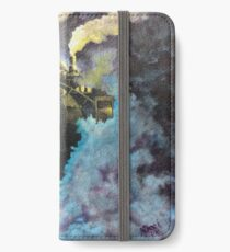 Steam Engine 519  iPhone Wallet/Case/Skin