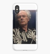 Old men and sea. Why not ? Selfie. iPhone Case