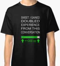 Experience Points Classic T-Shirt