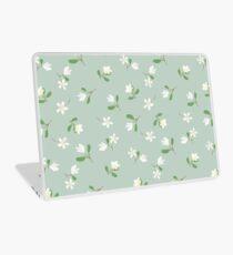 Tropical floral pattern Laptop Skin