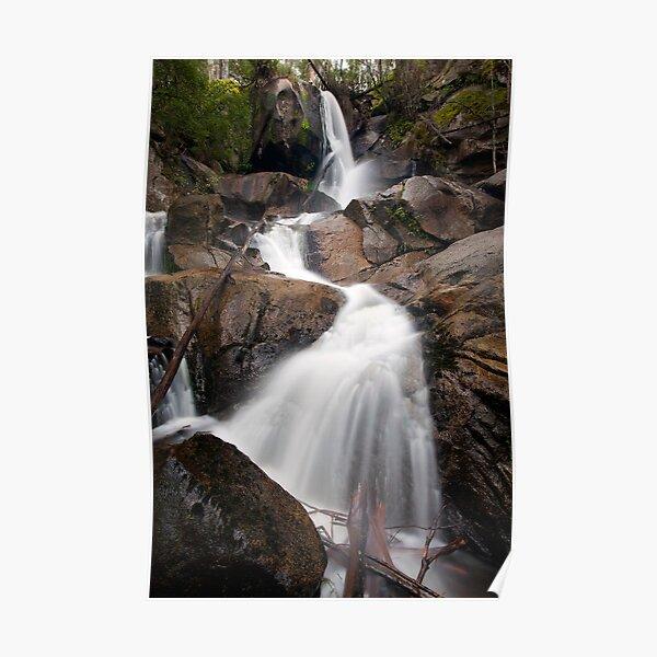 Upper Toorongo Falls Poster