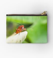 Red Soldier Beetle Studio Pouch