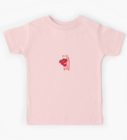 Chewy love heart  Kids Clothes
