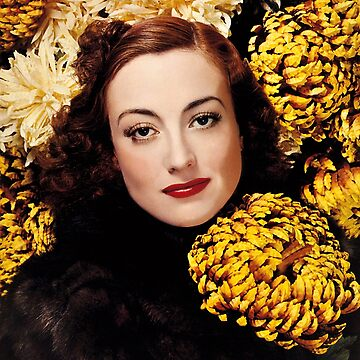 Joan Crawford Blooming Lovely by Bazyartass