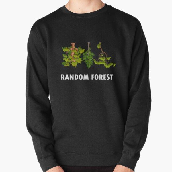 Random Forest Algorithm Pullover Sweatshirt