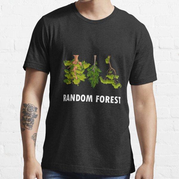 Random Forest Algorithm Essential T-Shirt