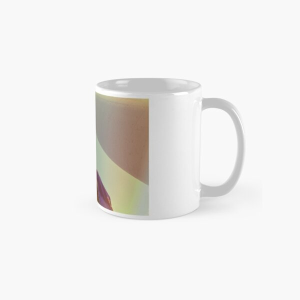 Psychedelic Angie Moon in Israel Classic Mug