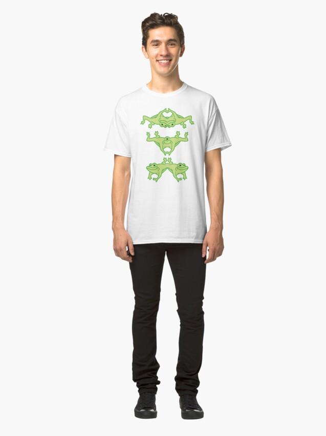 Alternate view of Reppoh Emolas Classic T-Shirt