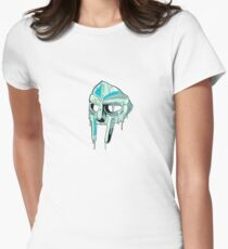 Drippy Mask Women's Fitted T-Shirt