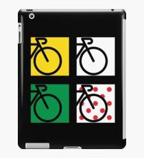 Tour France Cycling Race iPad Case/Skin