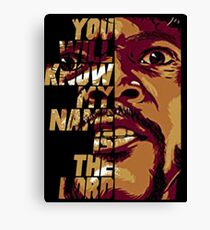 Pulp Fiction - Jules Canvas Print