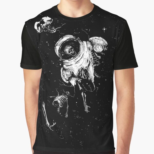 Somewhere In Space Graphic T-Shirt