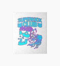 Superkick Club Art Board