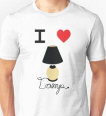 I Love Lamp- Brick Tamland Unisex T-Shirt