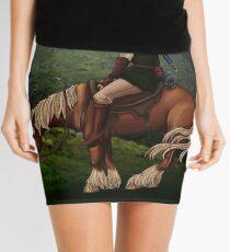 Never-ending Trail Mini Skirt