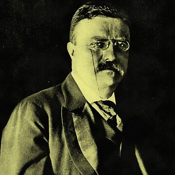 """Theodore """"Teddy"""" Roosevelt 2 by IMPACTEES"""