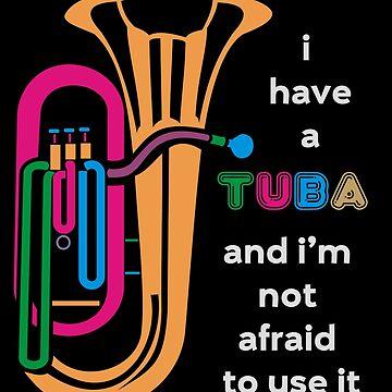 Tuba by evisionarts