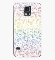 Tabletop RPG Pattern - Rainbow Case/Skin for Samsung Galaxy