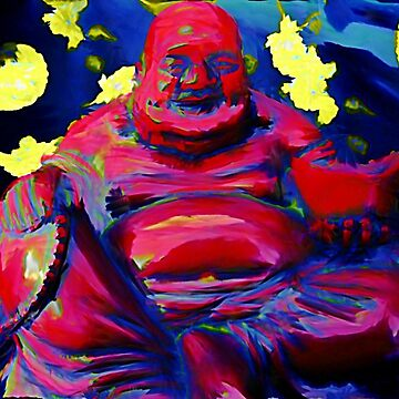 Buddy Budda by Johnhalifax