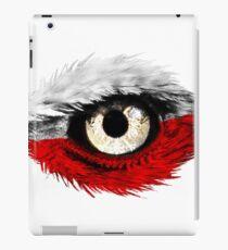 Polska Poland Fan iPad Case/Skin
