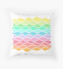 love is OK Throw Pillow